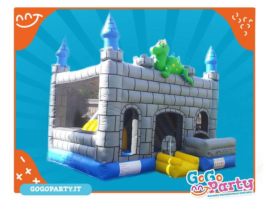 castello gonfiabile