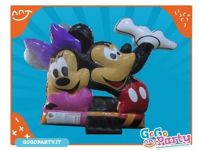 topolino mickey mouse gonfiabile