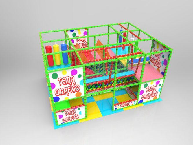 playground gonfiabili