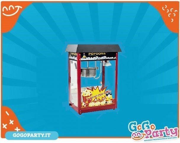 macchina popcorn
